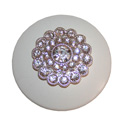 Diamond Cluster Knob, Door Knobs and Pulls | Drawer Knobs | Decorative | aBaby.com