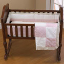 Baby King & Queen Cradle Bedding