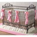 Casablanca Premiere Iron Crib, Custom Cribs | Rustic Cribs | Unique Cribs | ABaby.com