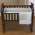 Heaven Sent Cradle Bedding, Cradle Accessories | Bedding For Cradles | ABaby.Com