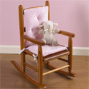 Heavenly Soft Child's Rocking Chair Cushion, Kids Rocking Chairs | Kids Rocker | Kids Chairs | ABaby.com