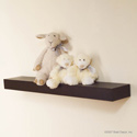 Blu Wall Shelf, Peg Shelves | Kids Nursery Wall Shelves | ABaby.com