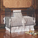 Venetian Crib, Custom Cribs | Rustic Cribs | Unique Cribs | ABaby.com