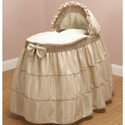 Unisex Baby Bassinet, Baby Girl Bassinet Bedding | Baby Girl Bedding Sets | ABaby.com