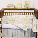 Botanic Garden Crib Bedding, Baby Girl Crib Bedding | Girl Crib Bedding Sets | ABaby.com