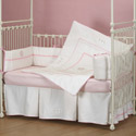 Bouquet Crib Bedding, Baby Girl Crib Bedding | Girl Crib Bedding Sets | ABaby.com