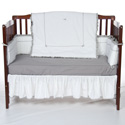Lucy Crib Bedding, Boy Crib Bedding | Baby Crib Bedding For Boys | ABaby.com