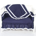 Nancy Crib Bedding, Gender Neutral Baby Bedding | Neutral Crib Bedding | ABaby.com