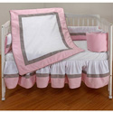 Ever So Sweet Porta Crib Bedding, Portable Mini Crib Bedding Sets For Your Baby