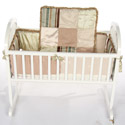Esmeralda Cradle Bedding Set, Cradle Accessories | Bedding For Cradles | ABaby.Com