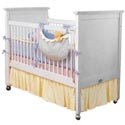 Classic Colors Porta Crib Bedding, Portable Crib Bedding Sets | Mini Crib Bedding Sets | ABaby.com