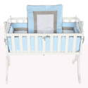 Ever So Sweet Cradle Bedding, Baby Cradle Bedding | Cradle Accessories | For Boys & Girls
