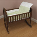 Pure Baby Cradle Bedding Set, Cradle Accessories | Bedding For Cradles | ABaby.Com
