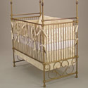 Heirloom Crib Bedding, Crib Comforters |  Ballerina Crib Bedding | ABaby.com