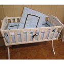 Friendship Cradle Bedding, Cradle Accessories | Bedding For Cradles | ABaby.Com