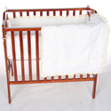 Lucy Porta Crib Bedding, Portable Mini Crib Bedding Sets For Your Baby