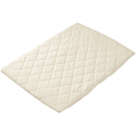 Crib Flat Waterproof Mattress Pad,