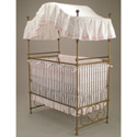 Regal Canopy Crib Bedding, Baby Girl Crib Bedding | Girl Crib Bedding Sets | ABaby.com