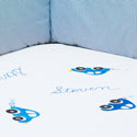 His Very Own Sheet, Organic Baby Crib Sheets | Nursery Crib Sheets | ABaby.com