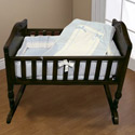 Lucillia Cradle Bedding Set, Baby Cradle Bedding | Cradle Accessories | For Boys & Girls