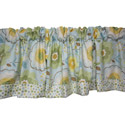 Botanic Garden Window Valance