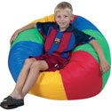Children's Beach Ball Lounger, Kids Bean Bag Chairs | Kids Chairs | ABaby.com