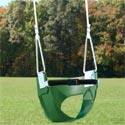 Belted Toddler Swing, Kids Swing Set Accessories |Outdoor Swing Sets | ABaby.com
