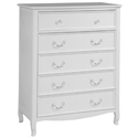 Emma 5 Drawer Chest , Children's Dressers | Kids | Toddler | ABaby.Com