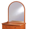 Sierra Mirror, Baby Nursery Mirrors | Decorative Mirror | ABaby.com