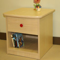 Sierra Night Table, Night Tables | Kids Night Stands | Childrens Nightstands | ABaby.com