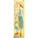 Birds Growth Chart, Personalized Baby Growth Chart for Girls & Boys
