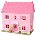 Fairview Manor Dollhouse, Doll Houses | Playsets | Kids Doll Houses | ABaby.com