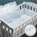 Rocking Horse Cradle Bedding, Baby Cradle Bedding | Cradle Accessories | For Boys & Girls