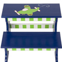 High Flyer Two Step Stool, Personalized Kids Step Stools | Step Stools for Toddlers | ABaby.com