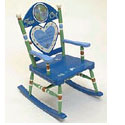 Boy's Time Out Rocking Kid's Chair, Kids Rocking Chairs | Kids Rocker | Kids Chairs | ABaby.com