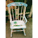 Pooh Bear Rocker, Kids Chairs | Personalized Kids Chairs | Comfy | ABaby.com