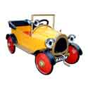 Brum Pedal Car, Toddler Bikes | Childrens Pedal Cars | ABaby.com