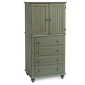 Londonderry Storage Chest, Dress Up Armoire | Nursery Armoire | Kids Armoire | ABaby.com