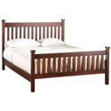 Manchester Slat Bed, Childrens Twin Beds | Full Beds | ABaby.com