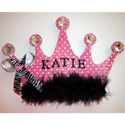 Diva Princess Name Crown , Kids Wall Letters | Custom Wall Letters | Wall Letters For Nursery