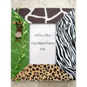 Custom 3D African Safari Photo Frame, African Safari Themed Nursery | African Safari Bedding | ABaby.com