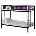 MLB Bunk Bed, Toddler Iron Bunk Beds | Kids Bunk Beds | ABaby.com