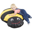 Bumblebee Pillow, Kids Bean Bag Chairs | Kids Chairs | ABaby.com