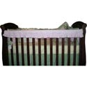 Crib Rail Protector, Boy Crib Bedding | Baby Crib Bedding For Boys | ABaby.com