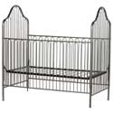 Arched Iron Crib, Antique Baby Crib | Cradle | Designer Convertible Cribs | ABaby.com