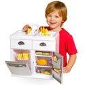 Electronic Play Sink Unit, Kids Play Kitchen Sets | Childrens Play Kitchens | ABaby.com