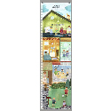 Can Do Kids Growth Chart, Personalized Baby Growth Chart for Girls & Boys