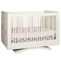 Milano Crib to Twin, Antique Baby Crib | Cradle | Designer Convertible Cribs | ABaby.com