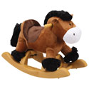 Harley Horse Rocker, Kids Rocking Horse | Personalized Rocking Horses | ABaby.com