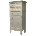 Rose Highboy Dresser